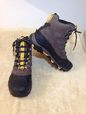 Merrell MOAB Polar Waterproof Snow Winter Boots Sz 9 400g Insulate Pac Hike Fish