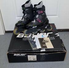 Bauer T6 Inline Roller Blade Hockey Skates Senior - Size 7 In BOX