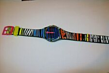 VINTAGE SWATCH WATCH IS15 MODEL MID SIZE  FULLY WORKING