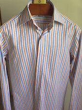 Stock 3 camicie sartoriali,Tg.M(o collo 39),100% MADE IN ITALY,colori BELLISSIMI