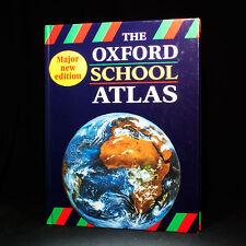 Le Oxford École Atlas (Couverture cartonnée)