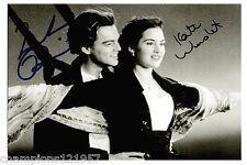 Kate Winslet-Leonardo DiCaprio++Autogramm++ ++TITANIC+3