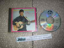 CD Pop Elvis Presley - 18 Greatest Love Songs (18 Song) WORLD STAR COLL