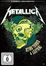METALLICA BEYOND THUNDER AND LIGHTNING DVD ALL REGIONS
