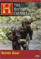 MODERN MARVELS - BATTLE GEAR (HISTORY CHANNEL) NEW AND SEALED