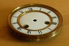Antikes Zifferblatt Email Emaille D 152 Regulator Wanduhr Uhr clock dial