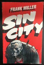 Sin City by Frank Miller (1993) Dark Horse Comics Tpb Vg+