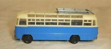 M.4/20 W DDR Ikarus 311 Dachgaleie Blau/Creme Modelleisenbahn 1:87 Bus Auto LKW