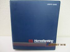 Bank of America's Home Banking User's Guide Manual & 8 Connection Mag. Issues