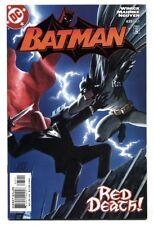 Batman #635-1st JASON TODD as RED HOOD-comic book 2005