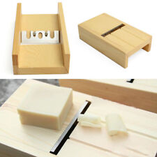 Wooden Beveler Planer Sharp Blade Soap Candle Loaf Mold Cutter Craft Making