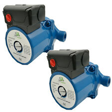 Two Pieces 110V Circulator Pump G 3/4'' Household Hot Water Circulation  Pump