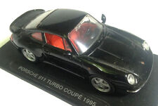 ** 1/43 PORSCHE 911 TURBO COUPE 1995 HIGH SPEED DIECAST