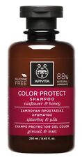 APIVITA Color Protect Shampoo with Honey & Sunflower for Coloured Hair 250ml