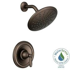 MOEN Brantford Posi-Temp Rain Shower Only Faucet Trim Kit in Oil Rubbed Bronze