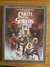GDQ 1-7 QUEEN OF THE SPIDERS DUNGEONS & DRAGONS AD&D TSR 9179 - 5 SUPERMODULE