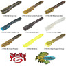 Strike King Tubes Coffee Flip-N Pick 9 Colors CT4.5 Soft Plastic Flipping Lures