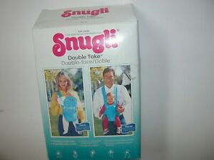 NEW Snugli Double Take Carrier  Baby Infant