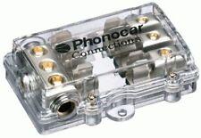 PHONOCAR 4//205 4AWG Cable de alimentación de eliminación de ruido carpintero con apertura de 5 mm.
