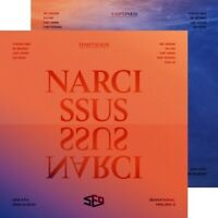 SF9-[Narcissus] 6th Mini Album B Ver CD+2p Poster+Booklet+PhotoCard+Gift K-POP