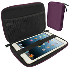 Purple EVA Hard Travel Case for Samsung Galaxy Tab S2 8'' SM-T710 Protective