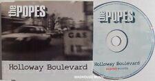 POGUES CD SHANE MacGOWAN The POPES Holloway Boulevard / Jolly Roger / Connemara