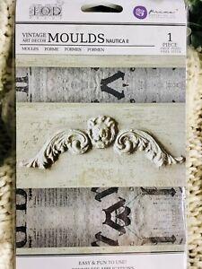 Prima Marketing IOD Vintage Art Decor Mould/Mold- NAUTICA 2.
