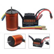 Car 9T 4370KV Brushless Motor + 60A ESC Speed Controller Combo for 1/10 RC RC763