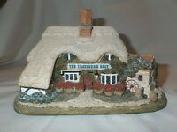 "Lilliput Lane ENGLISH COTTAGE Thatchers Rest  approximately 7"" x 5.5"""