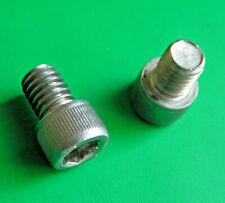 40 x 1//4 10.9 aleaci/ón de acero hueca hexagonal tornillos de cabeza de bot/ón 20 PC 4 #
