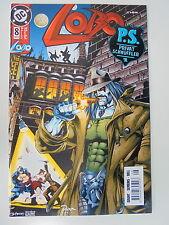 1x Comic - Lobo Nr. 8 - DC Dino - Zustand 1/1-