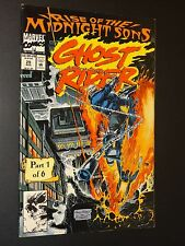 GHOST RIDER n°28 - Août 1992 - WITH POSTER