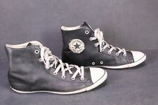 CB617 Converse All Star Light Hi Damen Chucks Sneaker Gr. 39 schwarz Leder