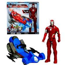 Hasbro A7363 Marvel Avengers Titan Heroes Iron Man inkl. Battle Racer Fahrzeug