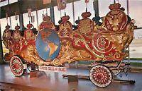 Sarasota FL~The Circus Hall of Fame~Two Hemispheres Bandwagon~1966~Postcard