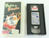 Back To The Beach 80's Annette Funicello Clamshell Video Store VHS Tape
