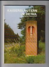 Kaiserslautern nel dettaglio libro illustrato una città per 1970 architetto Fritz Becker