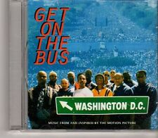 (GC4) Get On The Bus, Soundtrack - 1996 CD
