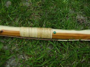 """Yew English Longbow 53lbs @ 26"""" European Yew self bow, hunting or target"""