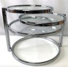 Leitmotiv Double Swivel Coffee Table