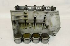 1985 BMW K100 K 100 RS RT LT ENGINE CRANKCASE CRANK CASE CYLINDER BLOCK PISTIONS