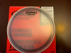 """Evans Power EC Snare Batter  10"""" tom head REDUCED TO CLEAR Inc DELIVERY"""