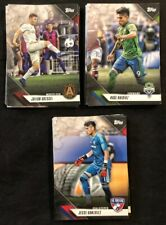 2019 Topps MLS Soccer Cards Lot You Pick