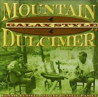 Bonnie Russell and the Russell Family - Mountain Dulcimer Galax Style [CD]