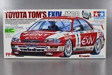 Rare New 1/10 Tamiya R/C 58167 Toyota Tom's Exiv Jtcc Ff01 Fwd Ep Chassis kit