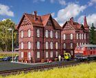 HO Scale Buildings - 43806 -H0 Railwayman`s house with roof ridge  - Kit