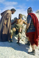 Peter Ustinov Kirk Douglas barechested Spartacus 11x17 Mini Poster