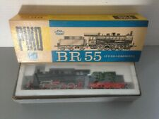 PIKO HO 516302 BR55 Locomotive and tender, boxed with instructions