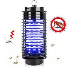 Lampe Anti Moustique Électrique insectes Mouches Piège non toxique FR