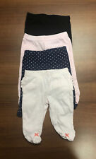 Carter's Girls-3 Month-Pants Lot-4 Total
